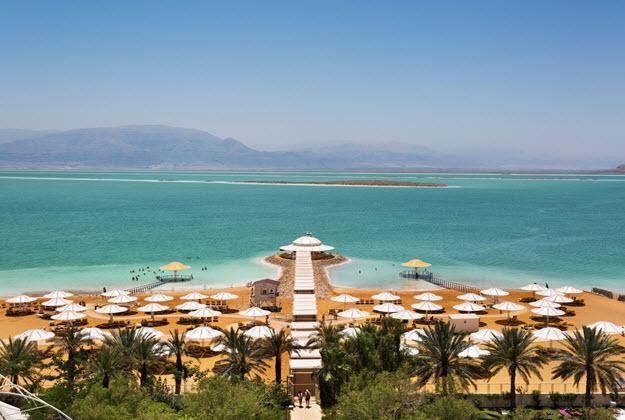 Lot Dead Sea