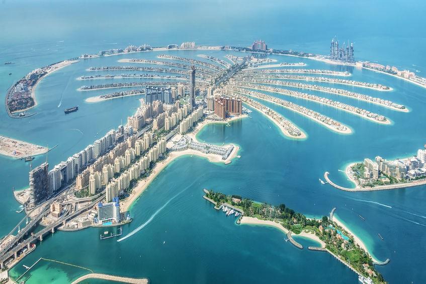 Организованный тур в Дубай
