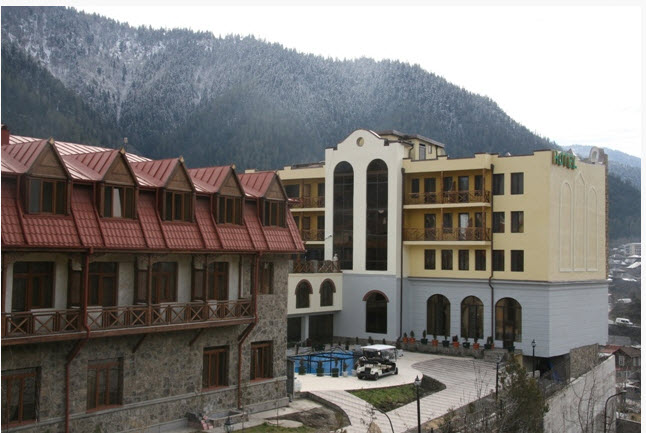 Borjomi Palace Health & Spa Center