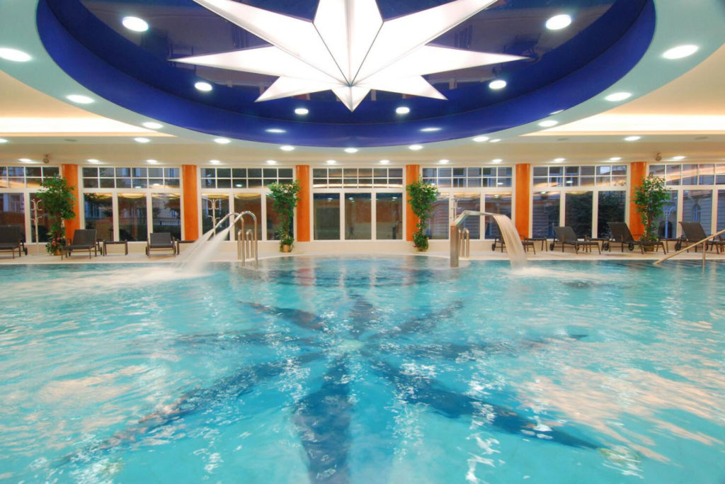 Ensana Hvezda Health Spa